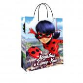Пакет подарочный большой Леди Баг и Супер-Кот