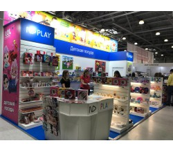 ND PLAY на выставке «HOUSEHOLD EXPO 2019»